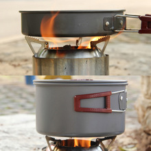 Barbecue Grill +Stainless Steel Wood Stove Burner + Alcohol Dish Portable Lightweight For Outdoor Cooking Picnic BBQ Camping