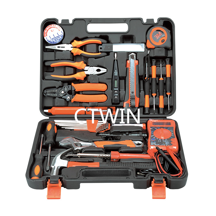 Manufacturers Selling 82 PCS Electrician Section Metal Toolbox ...