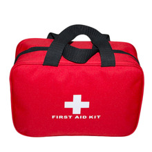 Sales Promotion Outdoor Sports Camping Home Medical Emergency Survival First Aid Kit Bag(China)