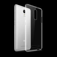 Redmi Note 4 Case , Clear Transparent Ultra Thin Soft Back Case Cover Shield for Xiaomi Redmi Note 3 Note4