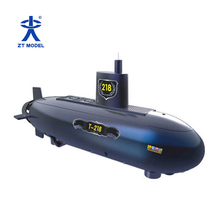 Free shipping Electric Remote Control Submarine Assembled Toy Educational Science Experiment Equipment Speed Racing Motorboat