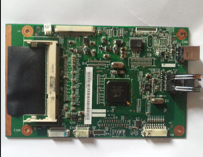PRINTR MAINBOARD FOR HP P2015 P2015dn USB network Formatter Board Q7805-60002<br><br>Aliexpress