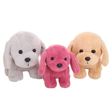 2017 Hot Sale Simulation Plush Dog Toy Lovely Children' presents Animals Dolls&stuffed toys Cute Gift For Kids Birthday MR079