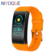 NIYOQUE Fitness Band Smart Bracelet Blood Pressure Heart Rate Monitor Pedometer Activity Tracker Smart Wristband PK miband 3