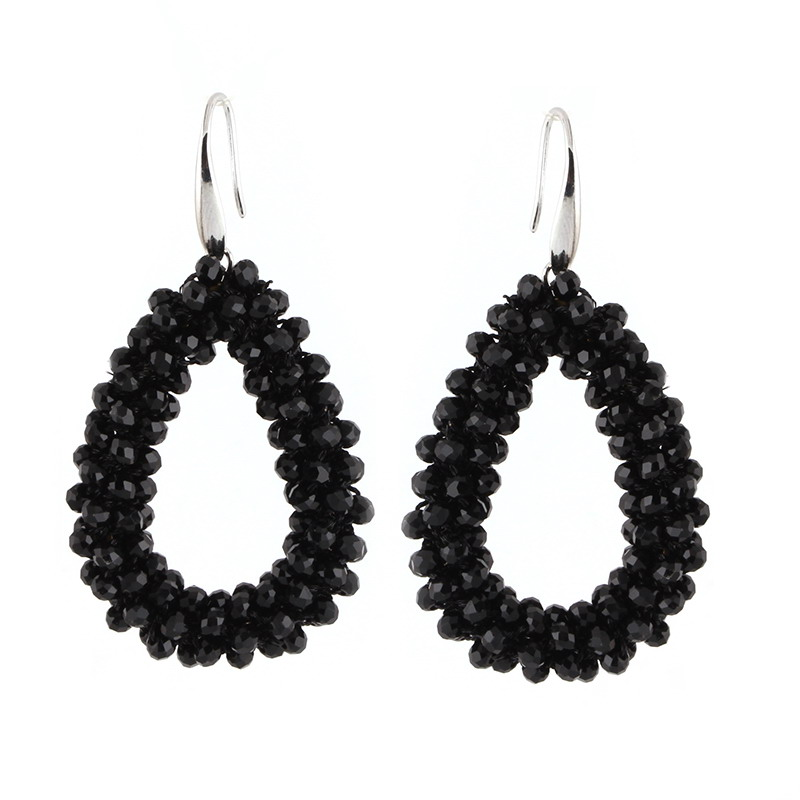 Earrings Black