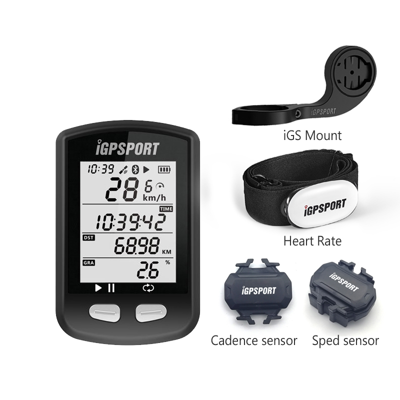 iGPSPORT iGS10 GPS Enabled Bike bicycle computer speedometer iGS20E IGS50E iGS618 igpsport 10 GPS Road / MTB computer