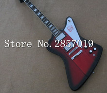 Free shipping 2016 new factory Processing customized high quality Musical Instruments firebird electric guitar