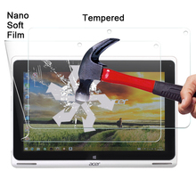 "1pcs Explosion-proof Nano soft film For Acer Aspire Switch 10 SW5-011-18PY 10.1"" TAB plastic screen protector films"