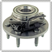 NEW Complete Front Wheel Hub Bearing Assembly FOR GMC Chevy Truck 4x4 6 Lugs(China)