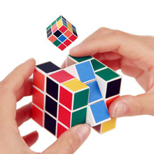 3x3x3 Magic Cube Frosted sticker Puzzles showme cubo magico magnetic toys neo cube cubo magico profissional