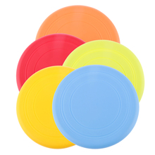 Random Round Soft Silicon Gel Flying Frisbee Disc for Kids Pet Outdoor Toy Family Club Plub Party Fun Game Toys for Children Boy