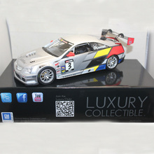 1/18 Models Car Cadillac CTS-V Coupe GT3 O'Connell 2012 SCCA Racing Hand To Do Toy Car Resin