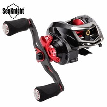 SeaKnight ELF II 1200/1200HG Casting Fiahing Reel 13+1BB 6.4:1/7.2:1 Carbon Fiber Super Light  Baitcasting Carp Fishing Wheel