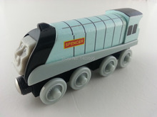 Thomas & Friends Spencer Magnetic Wooden Toy Train Loose Brand New In Stock & Free Shipping