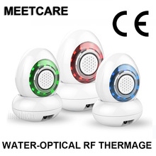 MEETCA WATER-OPTICAL RF THERMAGE Remove Face Wrinkles Fine Lines Reduce Swollen Cure Acne Oily Skin Moisturizing Beauty Machine(China)