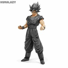 Dragon Ball Figure Son Goku Figure SonGoku MSP Super Saiyan Figure PVC 280mm Dragon Ball Z Action Figure DBZ DragonBall Z(China)