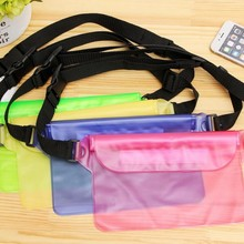 Creative Green Portable Multifunction Swimming Beach Trip Organized Fashion Outdoor Waterproof Storage Pockets Rafting