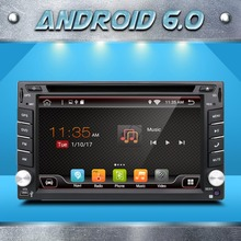 radio 2 din android 6.0 car dvd palyer steering-wheel gps navigation 2din radio tape recorder wifi+3G+TV (Option) car multimedia