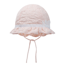 Tou 2017 New style Baby girl sun hats Toddler girl summer hats Newborn sun hats 100%cotton 0-2years old