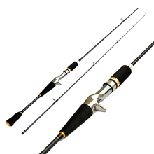 Carbon Rods 1.8m/2.1m Straight Lure Rod Outdoor Sports Fishing Rod Poles Tackle Accessories Mirror Surface Painting