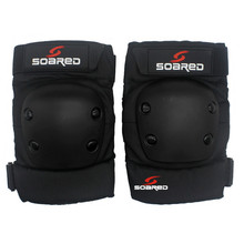 1* Pair Tactical Protective Knee Pad Elbow Support Airsoft Paintball Combat Knee Protector Hunting Skate Scooter Kneepads Black(China)