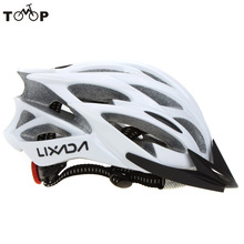 Lixada 25 Vents Ultralight EPS Cycling Helmet Outdoor Sports Mtb/Road Mountain Bike Bicycle Helmet Adjustable Skating Helmet(China)