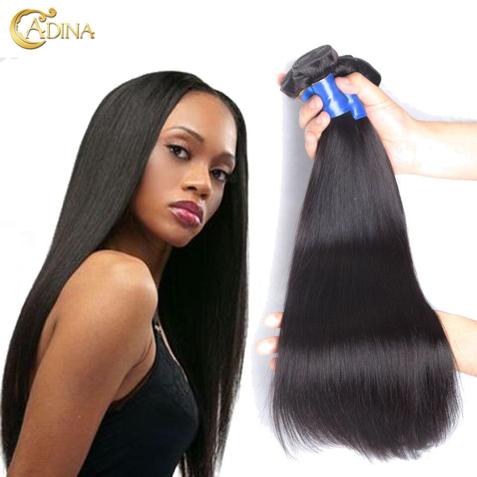 Malaysian Virgin Hair Straight Hair 4 PCS lot Unprocessed 7A Grade Virgin Unprocessed Human Hair Extensions Cheap Weave Online<br><br>Aliexpress