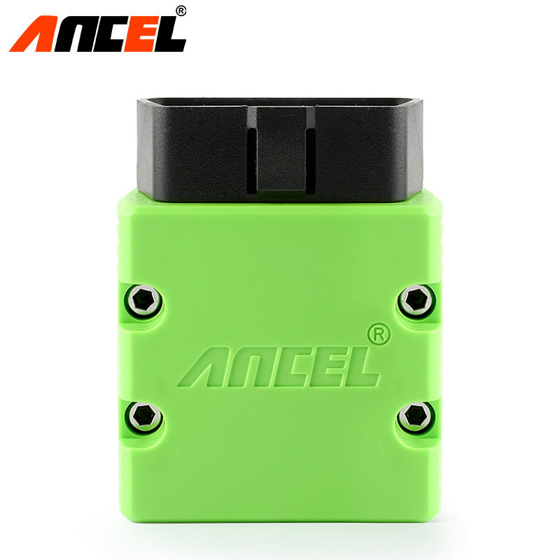 Ancel Original OBD2 Scanner ELM327 WIFI Hardware V1.5 Supports Android/iOS/Windows PIC18F25K80 ELM 327 Wi-Fi Diesel Cars