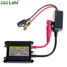 35W 55W 12V Xenon Conversion Hid Ballast Kit DC Digital Electronic Control H1 H3 H7 H8 H9 H11 9005 9006 H4 HID Headlight(China)