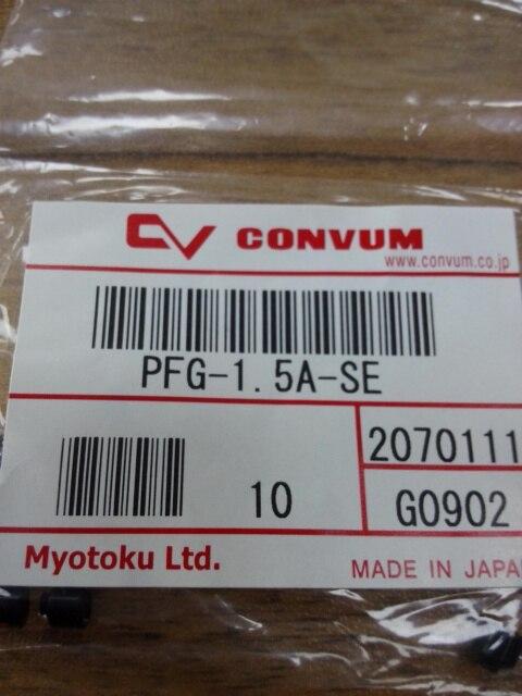 JAPAN CONVUM PFG-1.5A-SE Vacuum chuck A pack of 10pcs<br><br>Aliexpress