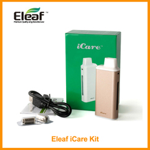 Original Eleaf iSmoka iCare Starter Kit Airflow Convenient 1.8ml 650mah Battery 1.0ohm-3.5ohm Resistance E Cig Vape(China)