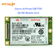 Wireless AirPrime MC7355 DW5808 PCIe LTE/HSPA+GPS 100Mbps Card 4G Module for Dell 1900/2100/850/700 (B17)/700(China)