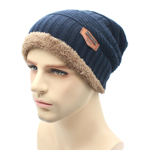 2016 fashion Knit Beanie  warmer Knitted Winter Hats For Men women Caps warm Bonnet  Free Shipping