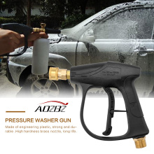 200BAR/3000PSI Pressure Washer Gun Pressure Cleaner Gun Car Wash Water Gun 1L Snow Foamer Lance Generator Washing Cleaning Tools(China)