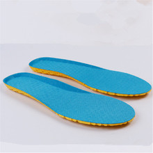 Mesh Footwear Shock Absorbable Sweat Men & Women Deodorant Running Soccer Basketball Military Training Soft Insoles