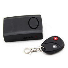 Detector Sensor Anti-theft Alarm for Motorcycle And Electric Motor Car with Wireless Remote cell moto gcandado moto disco