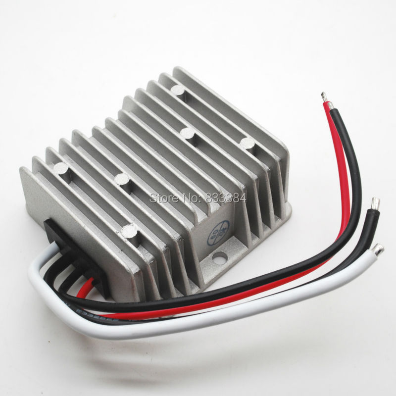 22V(16-32V) to 28V DC DC converter  10A 280W  320G 74cm for GPS, MP3<br>