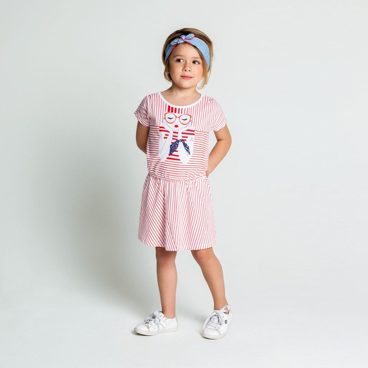 2018 C brand girl baby dress<br>