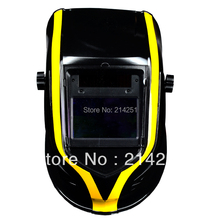 Multi-function Led Design Super View Window X9000 Welding Helmet With Digital And Grinding Function For Mig- Tig -mma,welding(China)
