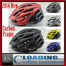 High quality 285g Carbon Fiber mtb road Mountain bikes cycling helmet EPS+PE adjustable 57-61cm capacete ciclismo felt bikes