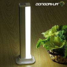 Portable Multifunctional LED lamp 4.5 W Flexible 5 Levels Dimmer Charge Emergency Led Light lamp The excursion Work Study light(China)