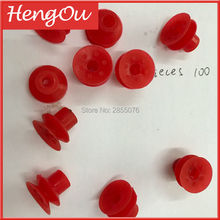 100 pieces rubber sucker for printing machine, Ryobi machine parts
