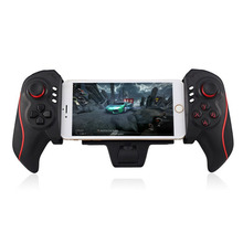 Extending Mobile Game Controller PYRUS Telescopic Wireless Game Controllers Gamepad for iPhone Ipad(China)