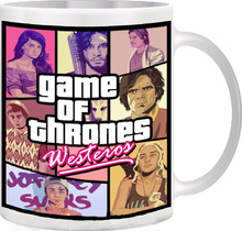 Game of thrones mug Grand Theft Auto GTA 5 cup novelty coffee mugs novelty gift tea cup decal cups Perfect Gifts drink mug