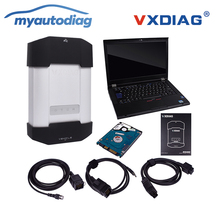 Promotion VXDIAG Multidiag Auto Diagnostic Tool for Benz Same Function mb star for C4 with Laptop T420(I5/4G) Newest Software(China)