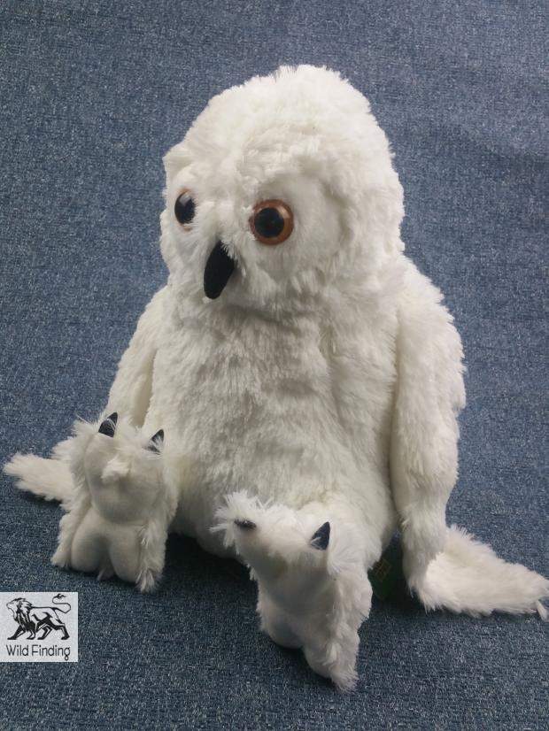 Wizarding World Hedwig Owl Plush Toys 28cm<br>