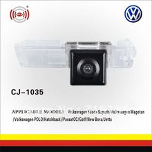 Free Shiping New 170degree Auto Back Camera HD waterproof Car Reverse Camera rear view for VW Jetta Factory Promotion