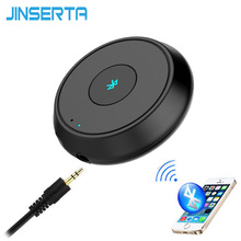 A2DP Bluetooth Car MP3 Player Handsfree Calling Music Receiver AUX Cable+Car Charger For Mobile Phone