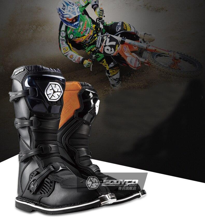 scoyco boots