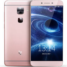"Letv LeEco Le S3 X626 4G Mobile Phone 21.0MP 4GB RAM 32GB ROM Deca Core MTK6797 Android 5.5"" Fingerprint Cell phone(China)"